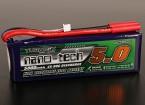 Turnigy nano-tech 5000mah 3S 45 ~ 90C Lipo Pack de