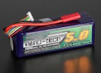 Turnigy nano-tech 5000mah 6S 35 ~ 70C Lipo Pack de