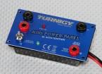 Panel de energía Mini Turnigy - 12v con Auto Glow Conductor