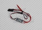 El sensor de RPM MicroPower motor sin escobillas