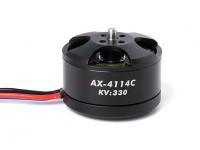 Brushless Outrunner Motor AX-4114C 330KV (CW)