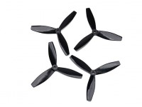 "Dalprop ""Ultrathin"" T5046 3-Blade Propellers CW/CCW Set Black (2 pairs)"