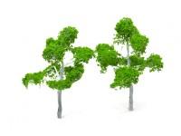 HobbyKing Model Railway Scale Trees 120mm (2 pcs)