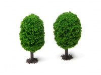 HobbyKing Model Railway Scale Trees 70mm (2 pcs)