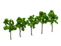 HobbyKing Model Railway Scale Trees 60mm (5 pcs)