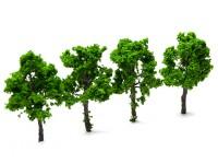 HobbyKing Model Railway Scale Trees 73mm (4 pcs)