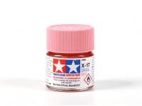 Tamiya X-17 Pink Acrylic Paint (10ml)