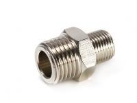 A3(silver)1/8'' BSP male-1/4'' BSP male