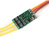 HobbyKing 7A YEP (1 ~ 2S) regulador de la velocidad sin escobillas