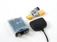 Arkbird sistema de piloto automático w / OSD V3.1028 (GPS / Altitud Hold / Auto-Nivel)