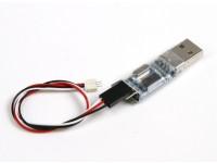Cable de programación para la unidad de sonido para Micro RC rastreadores