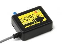 Gyro HobbyKing X-1000 Avanzada Head-Movimiento-Tracker
