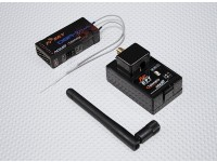 FrSky DF 2.4Ghz Combo Pack para Futaba w / módulo y RX