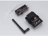 FrSky DF 2.4Ghz Combo Pack para JR w / módulo y RX