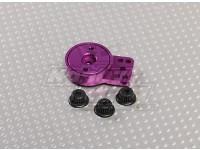 Púrpura de aluminio para trabajo pesado Servo Saver