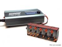 Protegida placa de distribución de alimentación Fusible - Hobbyking PowerStrip