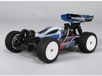1/16 4WD Brushless Racing Buggy w Sistema / 25A