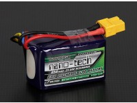 Turnigy nano-tech 850mah 4S 25 ~ 50C Lipo Pack de