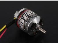 810kv Turnigy G10 sin escobillas Outrunner (0,10 Glow)