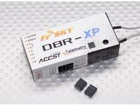 FrSky D8R-XP receptor de 2,4 GHz (w / telemetría y CPPM)