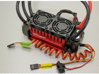 Turnigy TrackStar 1 / 5º Escala 200amp sin sensor 8s Opto coche ESC
