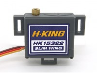 HK15322MG digital delgada ala Servo 1,75 kg / 0.10sec / 19g