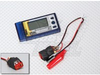 HobbyKing R2 velocímetro para el coche de RC