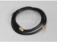 RG58 Patch Cable SMA hembra a SMA macho (1 metro)