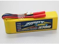 ZIPPY Compacto 3700mAh paquete 5S Lipo 25C