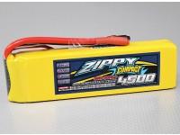 ZIPPY Compacto 4500mAh 3S Lipo 35C Paquete