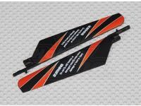 FP100 helicóptero lámina principal (1 par)