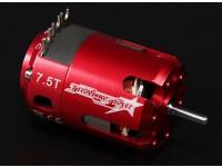 Turnigy TrackStar 7.5T Sensored 5135KV motor sin escobillas (ROAR aprobado)