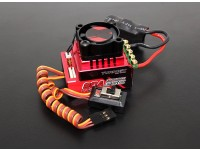 Turnigy Trackstar 80A Turbo Sensored sin escobillas 1/12 1/10 de ESC (ROAR aprobado)