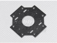 Turnigy Talon V2 fibra de carbono principal Placa superior (1 unidad)