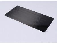 La fibra de carbono hoja de 0,3 mm * 300 mm * 150 mm