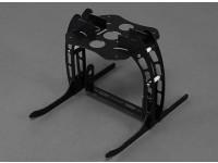 Hobbyking X550 fibra de vidrio de montaje de cámara de la inclinación