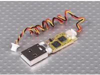 Programador USB para Micro ESC helicóptero