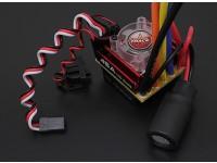 Turnigy TrackStar 1/10 45A sin sensor Esc coche
