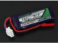 Turnigy nano-tech 300mah 2S 45 ~ 90C Lipo Pack de