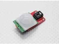 Sensor PIR V2.0 Cuerpo de Detección de Movimiento para Kingduino