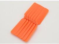 GWS EP hélice (DD-3020 82x50mm) naranja (6pcs / set