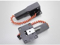 Servoless retracción con Metal Trunion para modelos de gran tamaño de 51 mm x 43 mm de montaje (2 unidades)