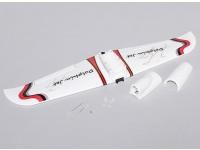 Dolphin Jet OEP 1010 mm - Sustitución Ala principal w / EDF y cubierta Pusher