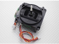 Transmisor del cardán Conjunto (Derecho) - Turnigy 9XR modo de transmisor 2
