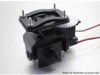 Boscam giro horizontal / vertical del montaje de cámara para la cámara de vídeo HD19 ExplorerHD FPV