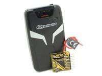 Medidor de Tensión Quanum bolsillo de la vibración de telemetría con la alarma (869.5Mhz FM)