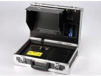 8 pulgadas de 800 x 600 Estación Terrestre de FPV con el monitor y la tensión de visualización Quanum