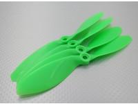 Turnigy hélice 7x3.8 Verde (CW) (4pcs)
