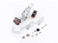 Robótico de agarre y articulación de la muñeca 200mm
