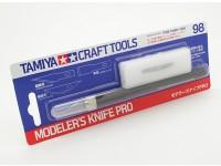 Cuchillo de Tamiya Pro Modeler